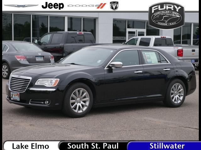 2013 Chrysler 300 4dr Sdn 300C RWD Lake Elmo MN