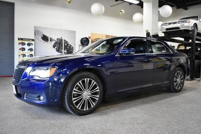 2013_Chrysler_300 S_AWD_ Boston MA