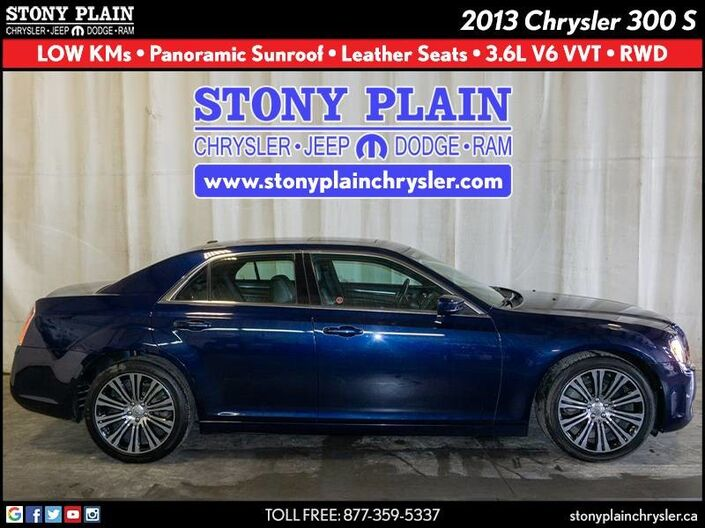 2013 Chrysler 300 S Stony Plain AB