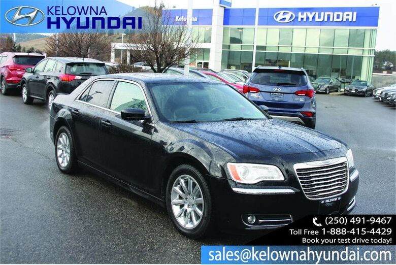 2013 Chrysler 300 Touring Pwr 8-way Driver Seat/ Leather Kelowna BC