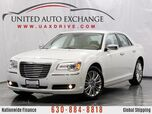 2013 Chrysler 300C AWD v6 w/ Navigation, Front and Rear Parking Aid with Rear View Camera, Blind Spot Monitor