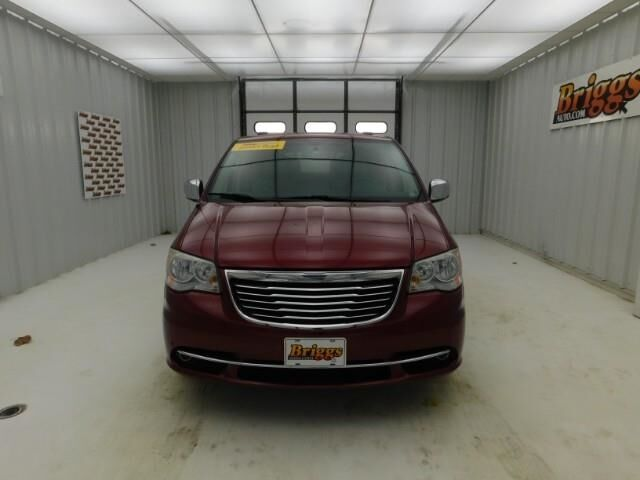 2013 Chrysler Town & Country 4dr Wgn Touring-L Manhattan KS