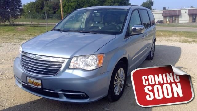 2013 Chrysler Town & Country 4dr Wgn Touring-L Topeka KS