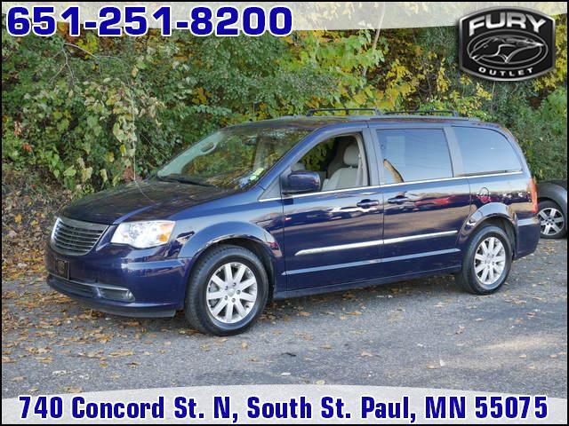 2013 Chrysler Town & Country 4dr Wgn Touring Stillwater MN