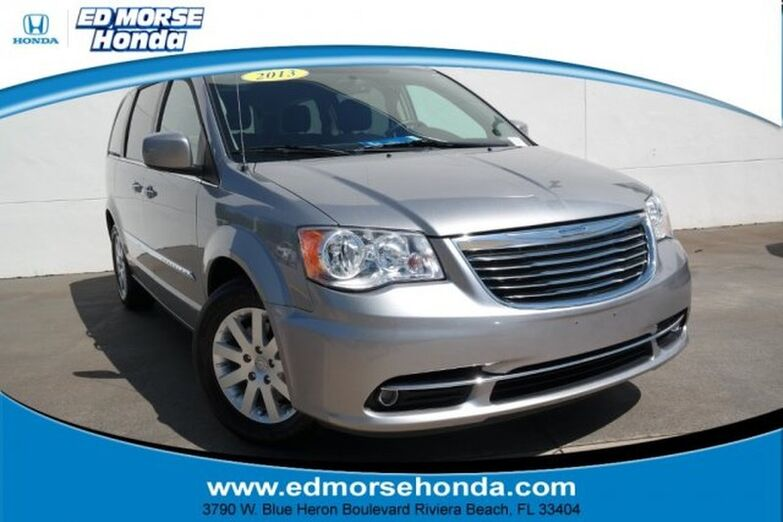 2013 Chrysler Town & Country 4dr Wgn Touring Riviera Beach FL