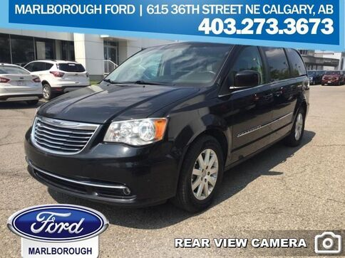 2013_Chrysler_Town & Country_Touring  -  Power Tailgate_ Calgary AB