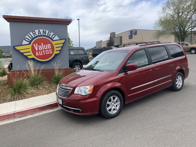 2013 Chrysler Town & Country Touring Durango CO