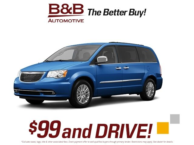 2013 Chrysler Town & Country Touring Fairless Hills PA