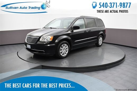 2013 Chrysler Town & Country Touring Fredericksburg VA