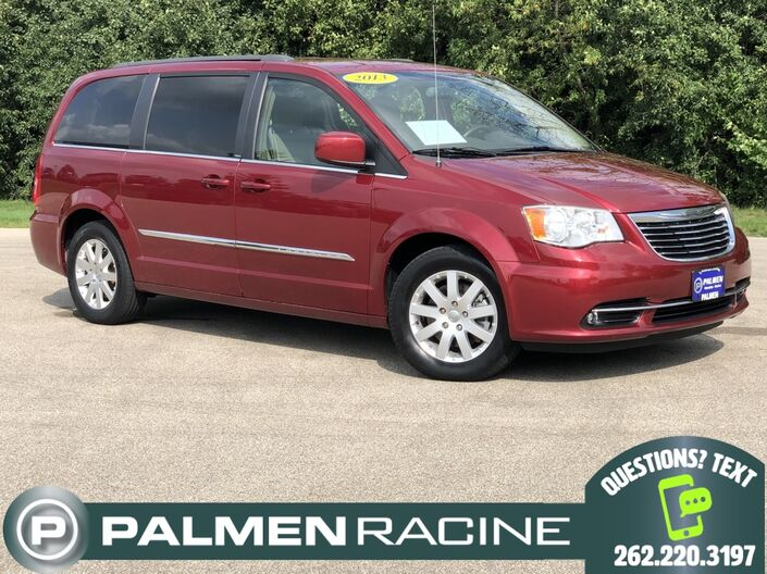 2013 Chrysler Town & Country Touring Racine WI