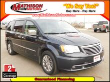 2013_Chrysler_Town & Country_Touring-L_ Clearwater MN