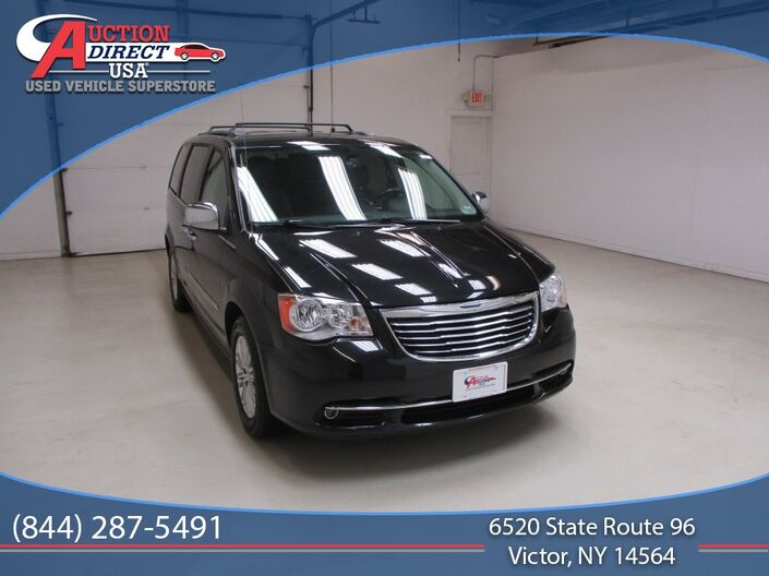2013 Chrysler Town & Country Touring-L Raleigh