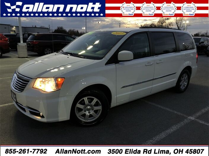2013 Chrysler Town & Country Touring Lima OH