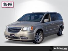 2013_Chrysler_Town & Country_Touring_ Roseville CA
