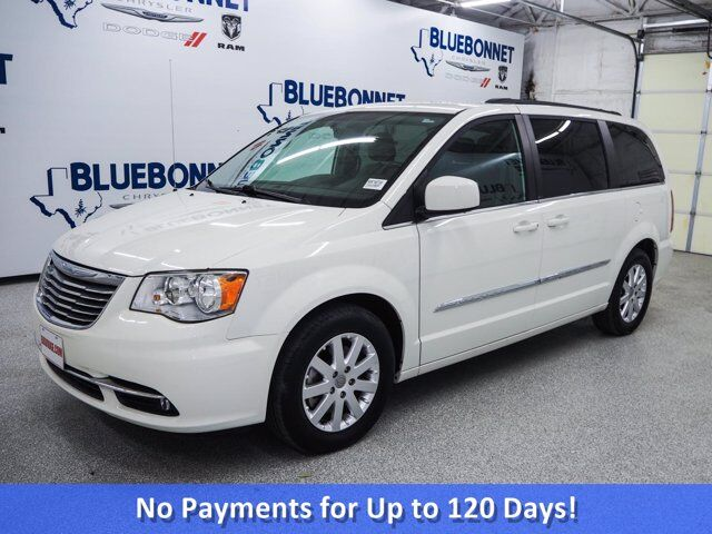 2013 Chrysler Town & Country Touring New Braunfels TX