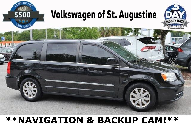 2013 Chrysler Town & Country Touring St. Augustine FL