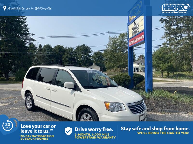 2013 Chrysler Town & Country Touring Whitinsville MA