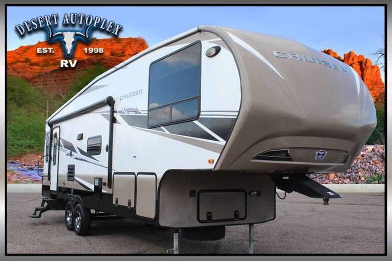 2013 Crossroads Cruiser CF31LK Double Slide 5th Wheel RV Mesa AZ