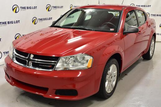 2013 DODGE AVENGER SE  Kansas City MO
