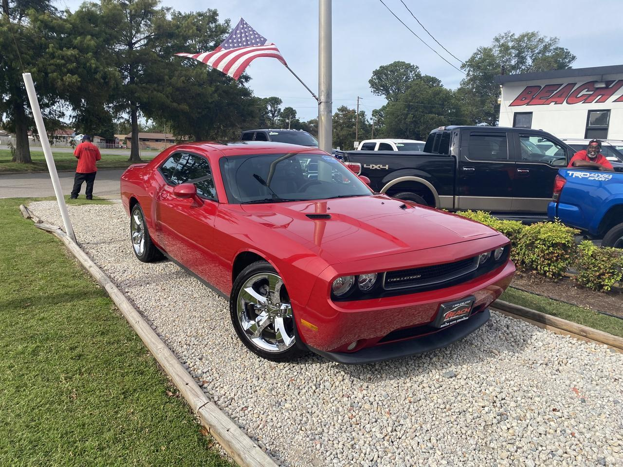 2013 DODGE CHALLENGER SXT PLUS, WARRANTY, LEATHER, SUNROOF, HEATED SEATS, ONLY 27K MILES, BUY NOW BELOW DEALER COST!!! Norfolk VA