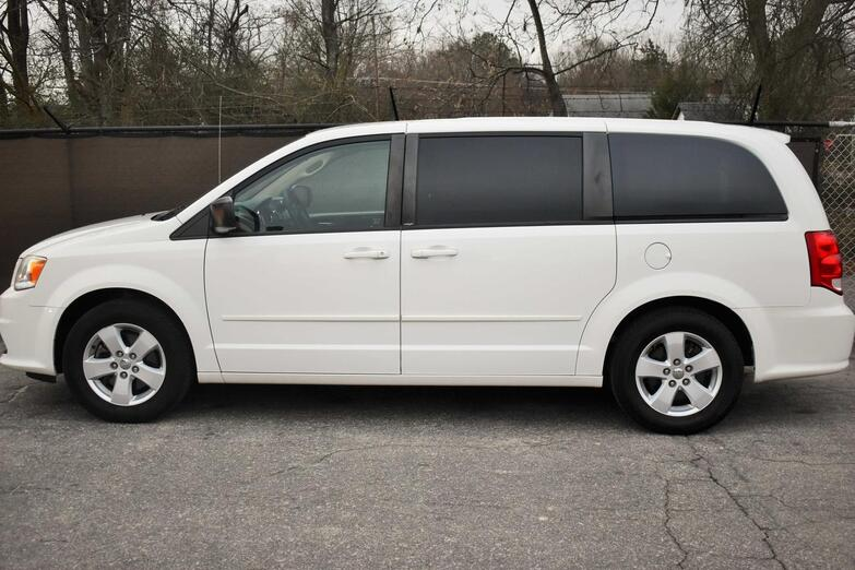 2013 DODGE GRAND CARAVAN  Youngsville NC