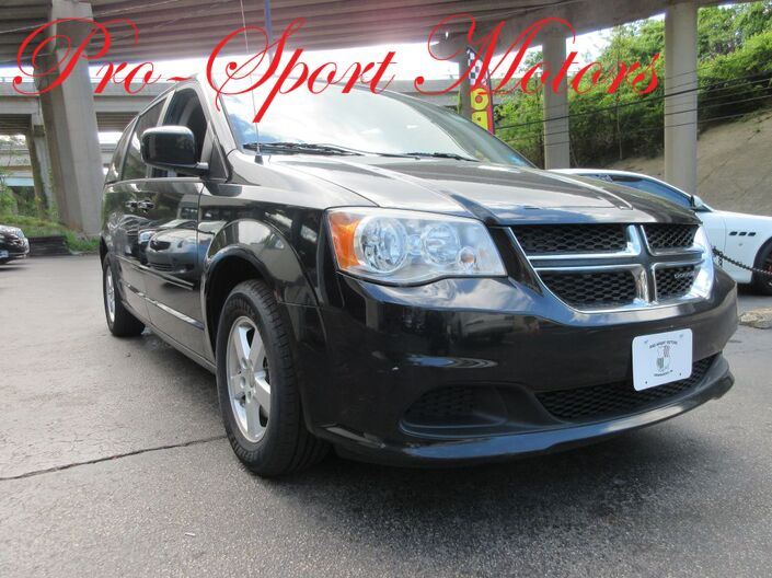 2013 DODGE GRAND CARAVAN SXT W Conshohocken PA