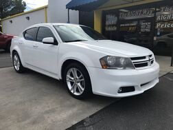 2013_Dodge_Avenger_4d Sedan SXT_ Albuquerque NM