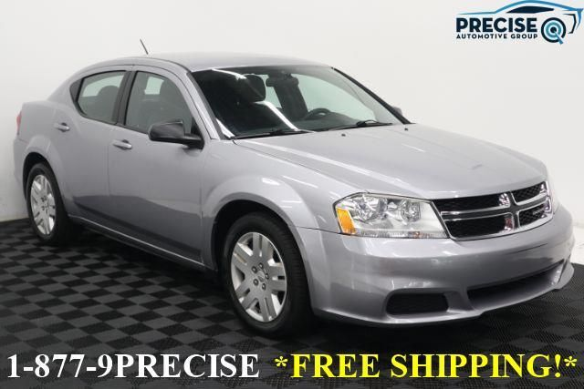 2013 Dodge Avenger Base Chantilly VA