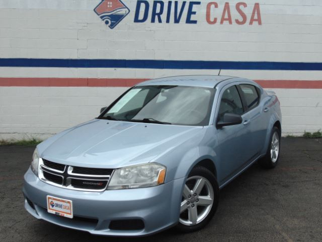 2013 Dodge Avenger Base Dallas TX
