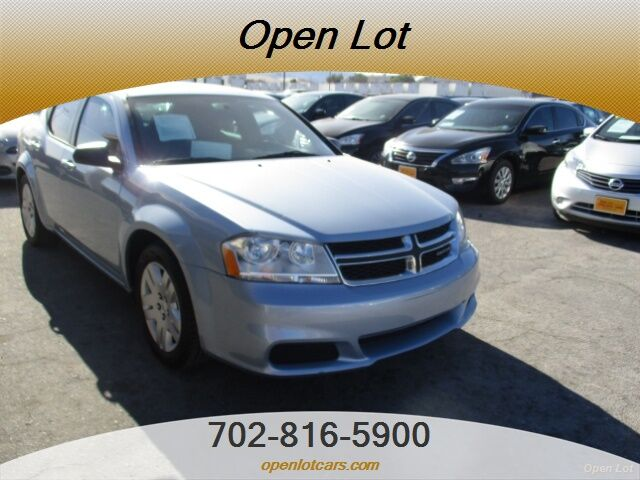 2013 Dodge Avenger Base Las Vegas NV