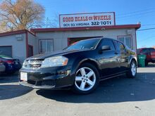 2013_Dodge_Avenger_Base_ Reno NV
