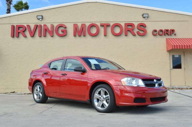 2013_Dodge_Avenger_Base_ San Antonio TX