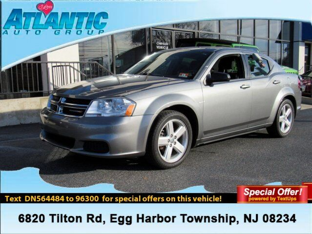 2013 Dodge Avenger SE Egg Harbor Township NJ