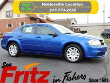 2013_Dodge_Avenger_SE_ Fishers IN