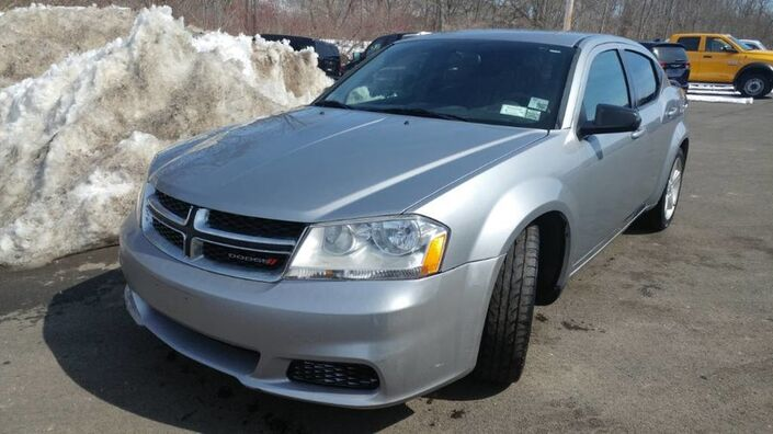 2013 Dodge Avenger SE Rock City NY