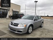 2013_Dodge_Avenger_SE_ Wichita KS