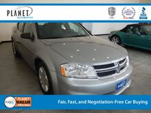 2013 Dodge Avenger SE Golden CO