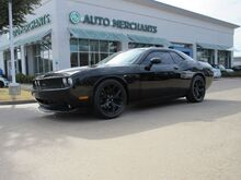 2013_Dodge_Challenger_R/T 5.7 HEMI, SUNROOF, NAVIGATION, HEATED SEATS,RED INTERIOR, BLUETOOTH CONNECTIVITY_ Plano TX
