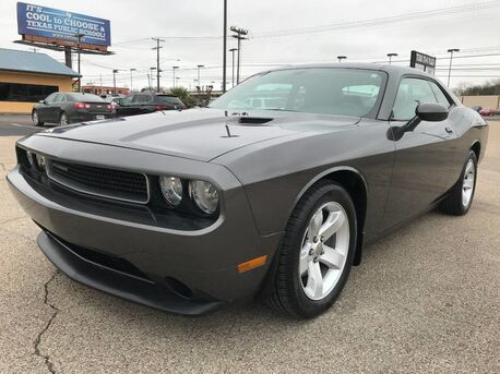 2013_Dodge_Challenger_SXT Plus_ Killeen TX