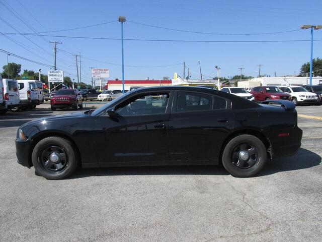 2013 Dodge Charger Police Dallas TX