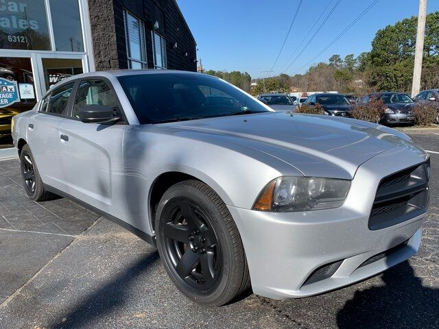 2013 Dodge Charger Police Raleigh NC
