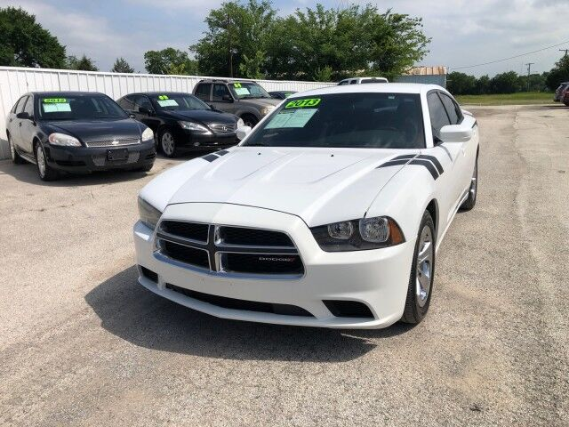 2013 Dodge Charger SE Gainesville TX