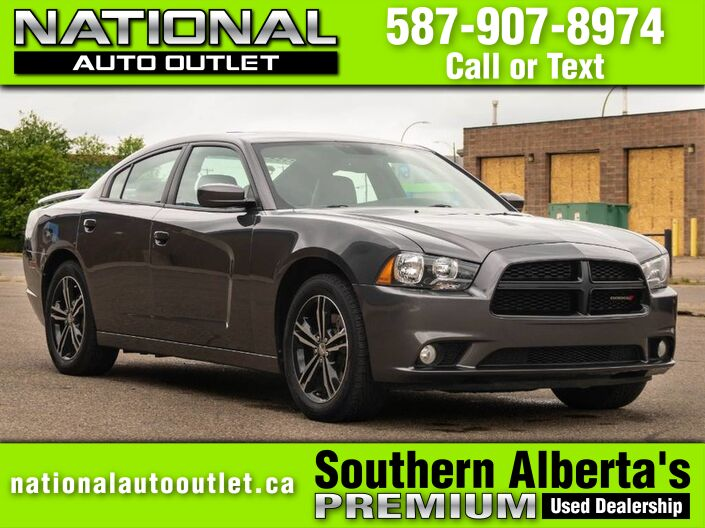 2013 Dodge Charger SXT Plus -AWD- BEATS SOUND SYSTEM Lethbridge AB