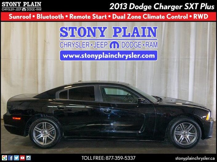 2013 Dodge Charger SXT Plus Stony Plain AB