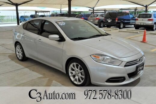 2013 Dodge Dart 1 Owner!!!! Only 45K Miles!!!! SXT Plano TX