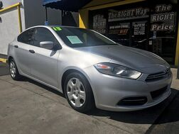 2013_Dodge_Dart_4d Sedan SE_ Albuquerque NM