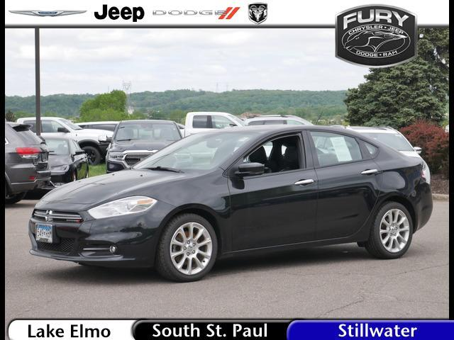 2013 Dodge Dart 4dr Sdn Limited St. Paul MN
