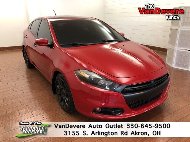 2013 Dodge Dart Limited/GT Akron OH