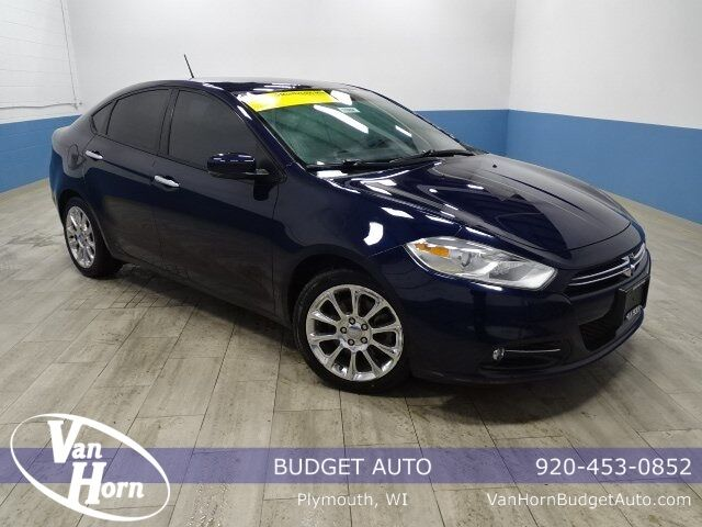 2013 Dodge Dart Limited/GT Plymouth WI