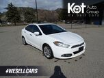 2013 Dodge Dart Limited, No Accidents! Heated Leather Seats and Steering Wheel, Uconnect